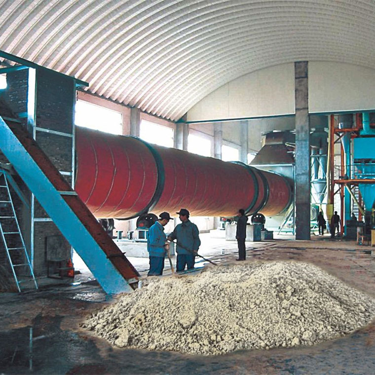 Cassava Dregs Dryer