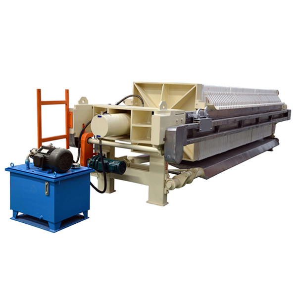 Sludge Filter Press