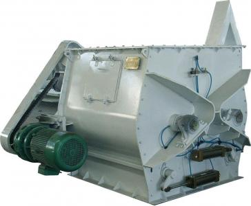 Double Shaft Paddle Mixer