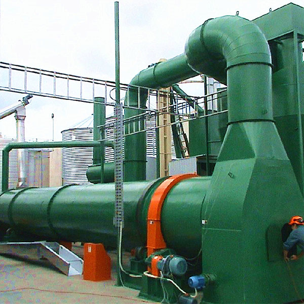 Soybean Dregs Dryer